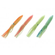 ManTackle Hollow Core Soft Shell Lumo Squid