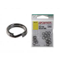 Owner P03B Regular Wire Split Rings