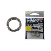 Owner P12 Hyperwire Heavy-Duty Split Rings