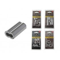 Pakula Aluminium Double Sleeves