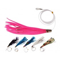Rigged Skippy Lure