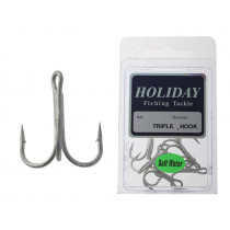 Holiday Saltwater Treble Hooks