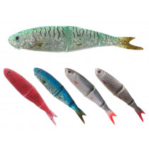 Savage Gear Soft 4Play Swim and Jerk Lure 13cm Qty 3