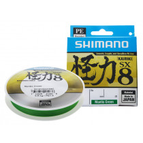 Shimano Kairiki SX8 Braid Mantis Green 150m