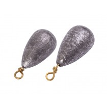Kilwell Tear Drop Swivel Sinkers Pack