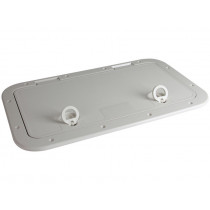 So-Pac Plastic Access Boat Hatch White