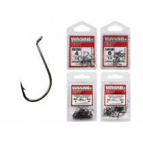 Wasabi Tackle Stainless Steel Suicide Hook Packs
