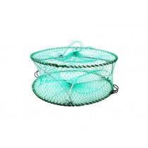 Heavy Round Crab Pot 60 x 60 x 20cm