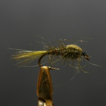 Fishfighter Damsel Weighted Nymph