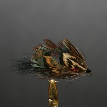 Fishfighter Mrs Simpson Red Lure Fly