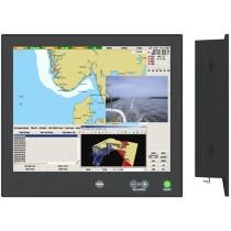 Hatteland HD-17T21 Series X MMD 17'' HighBright Bonded LED Marine Display Unit