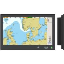 Hatteland HD-24T21 Series X STD 24'' Bonded LED Marine Display Unit