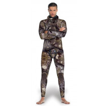 OMER Holo Stone Mens Camo Spearfishing Wetsuit 3mm 2pc