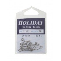 Holiday Jig Clip Tension 30kg Qty 10
