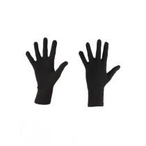 Icebreaker Oasis Glove Liners Black