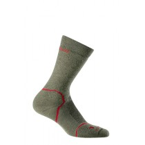 Icebreaker Mens Merino Hike Medium Crew Socks