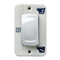 VETUS Flush Wall Switch for TMW12Q and TMW24Q