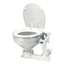 Jabsco Twist 'N' Lock Manual Toilet Compact Bowl