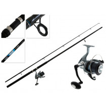 Jarvis Walker Focus Surfcasting Combo 12ft 2pc