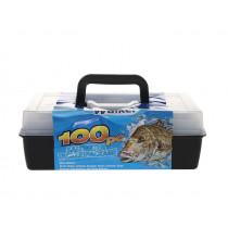 Jarvis Walker 100 Piece Saltwater Tackle Package