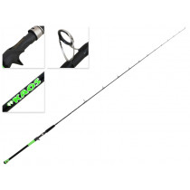 Shimano #KAOS Baitcasting Rod 7ft 11in 40-70g 2pc Lime Green