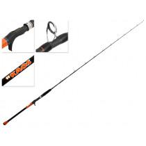 Shimano #KAOS Overhead Lure Rod 6ft 4in 45-160g 1pc Orange