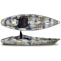 FeelFree Move Angler Solo Sit On Top Kayak Desert Camo