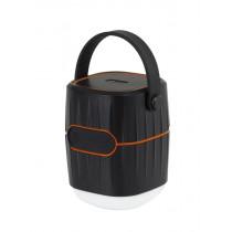 Kiwi Camping Bluetooth Speaker with LED Lantern