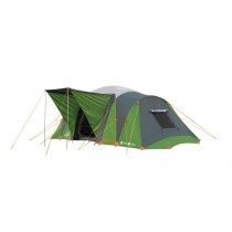 Kiwi Camping Takahe 6 Family Dome Tent 550 x 255cm
