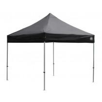 Kiwi Camping 3x3m Market Shelter Black