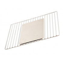 Kiwi Sizzler Stainless Wire Grill with Drip Tray