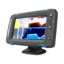 Lowrance Elite-7 Ti GPS/Fishfinder Navionics NZ/AU TotalScan Package