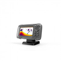 Lowrance HOOK2 4x GPS/Fishfinder with Bullet Skimmer Transducer CE ROW