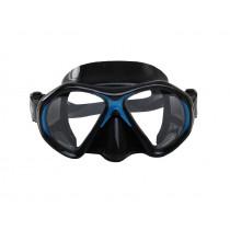 Aropec Mantis Liquid Silicone Dive Mask Black Blue