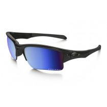 Oakley Quarter Jacket Youth PRIZM Deep Water Polarised Sunglasses
