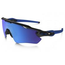 Oakley Radar EV Path Team Colors Sapphire Iridium Sunglasses