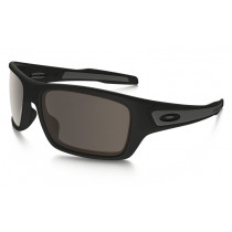 Oakley Turbine Warm Grey Sunglasses