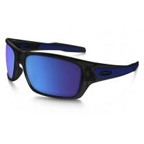 Oakley Turbine Sapphire Iridium Sunglasses