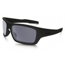 Oakley Turbine Grey Iridium Polarised Sunglasses