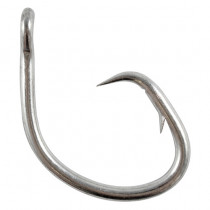 Black Magic Marlin Livebait Recurve Hooks
