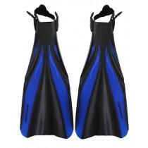 Mirage Phantom Open Heel Fins S/M Blue