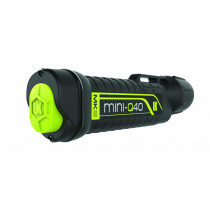 Underwater Kinetics Mini-Q40 MK2 eLED Dive Torch with Mask Strap 250 Lumens