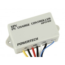 12V 8A Water Resistant PWM Solar Charge Controller