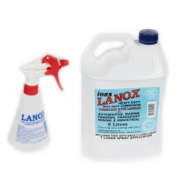 INOX MX4 Lanox Lanolin Lubricant 5L with Applicator