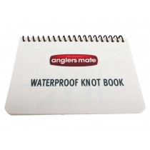 Anglers Mate Waterproof Fishing Knot Book