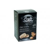 Bradley Smoker Flavoured Bisquettes 48 Pack - Oak