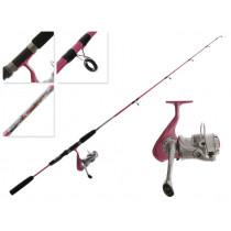 Okuma Born to Fish 25 Rod and Reel Set 4ft 1pc Pink