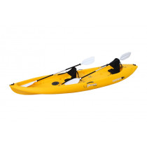 Phoenix Kayaks Fortress Double Kayak with Paddles