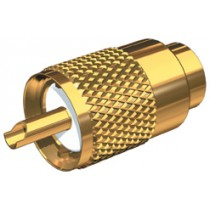 Shakespeare PL-259 Gold-Plated Connector