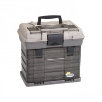 Plano Guide Series StowAway Rack Tackle Box System with 4 Utility Boxes
